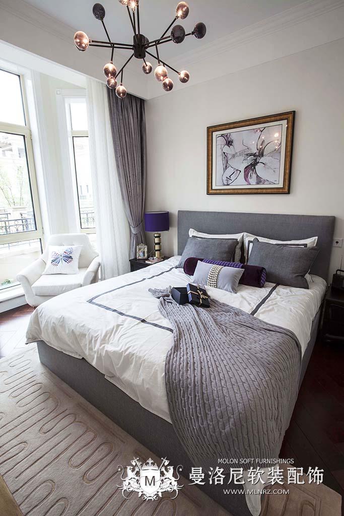 卧室软装设计案例(一)图片