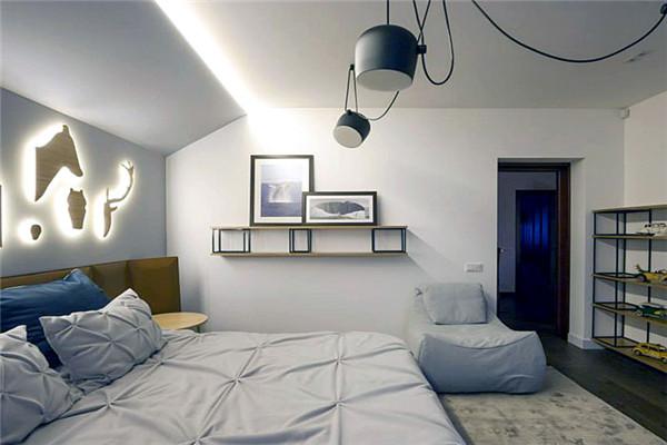 现代公寓软装设计13