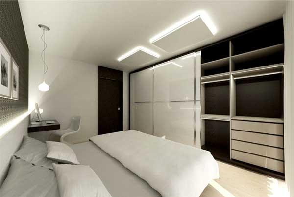 简约小户型公寓设计7