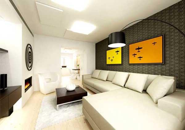 简约小户型公寓设计1
