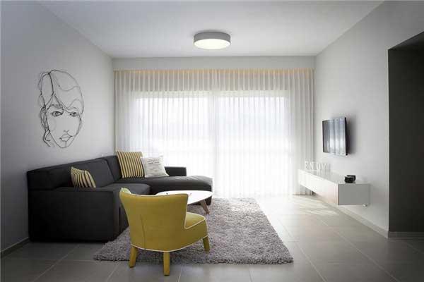 国外现代简约家居风格设计