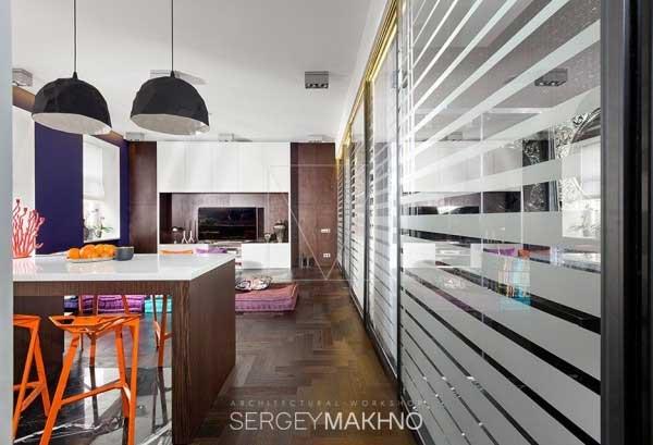 时尚创意公寓装修设计