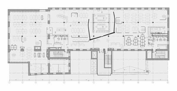 广告公司办公空间软装设计