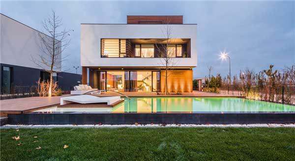 别墅设计图 农村房屋设计图3