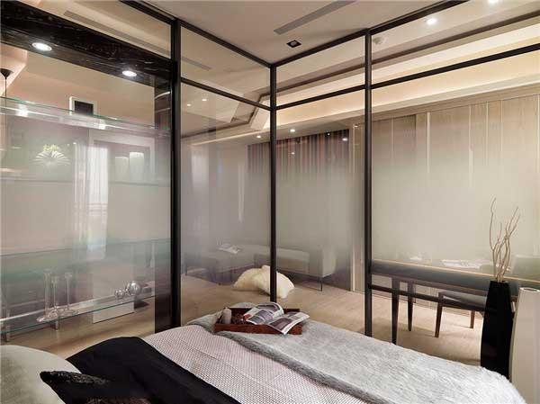 50平米精致小户型公寓软装设计5