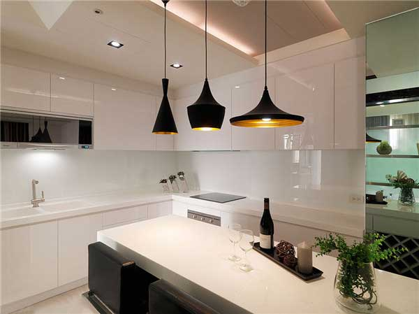 50平米精致小户型公寓软装设计7