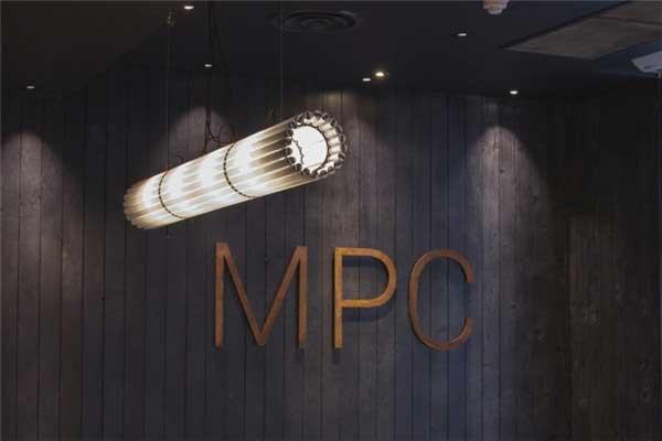 后期制作公司MPC伦敦办公室设计3