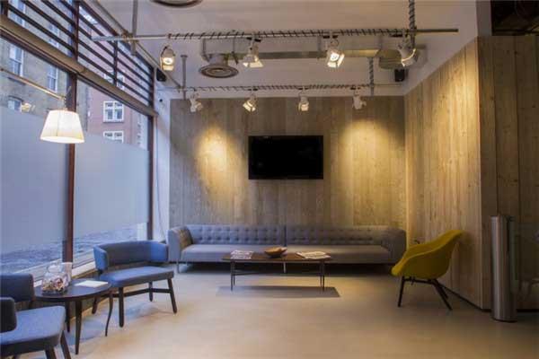 后期制作公司MPC伦敦办公室设计1