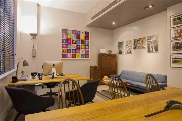 后期制作公司MPC伦敦办公室设计10