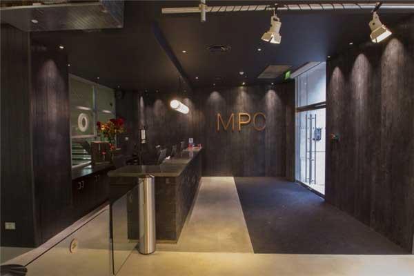 后期制作公司MPC伦敦办公室设计2