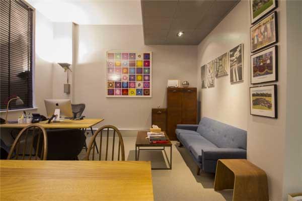 后期制作公司MPC伦敦办公室设计9