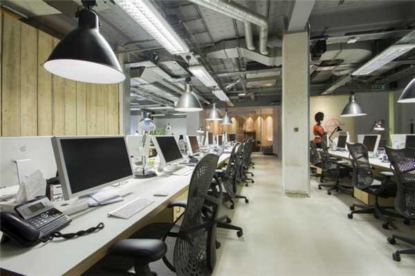 后期制作公司MPC伦敦办公室设计7