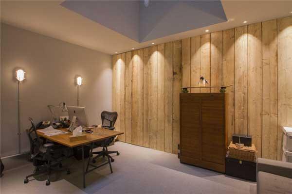 后期制作公司MPC伦敦办公室设计8