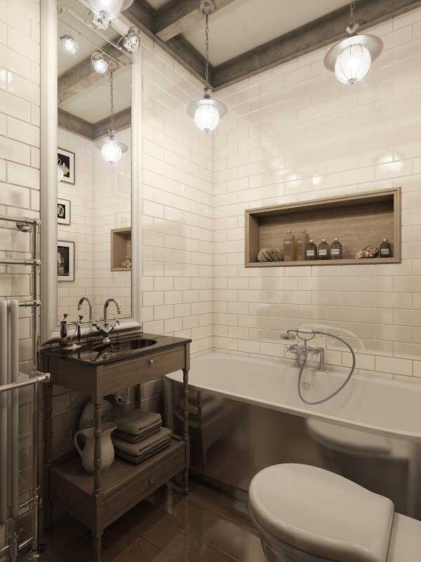 装饰集团】签订装修合同-时尚复古的工业风格lofter设计 家居装饰 时