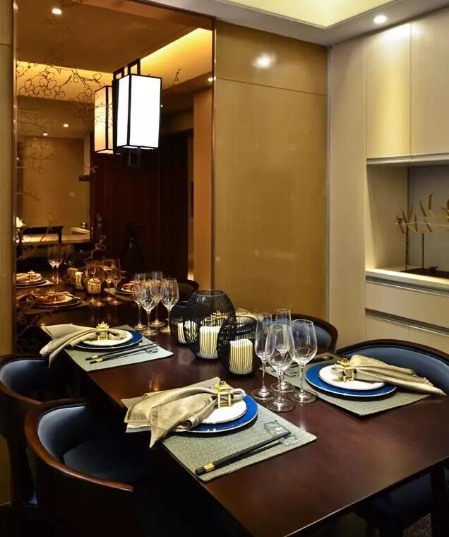 中式别墅软装:彰显禅意|软装设计|曼洛尼咨询热线