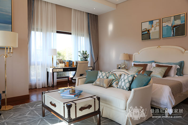 海滨会馆——卧室