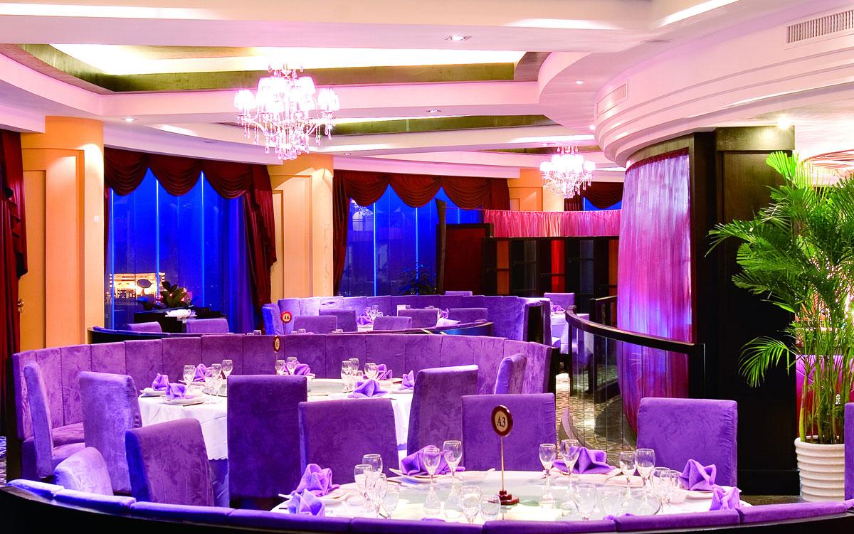 曼洛尼经典案例-宁波中农信餐厅