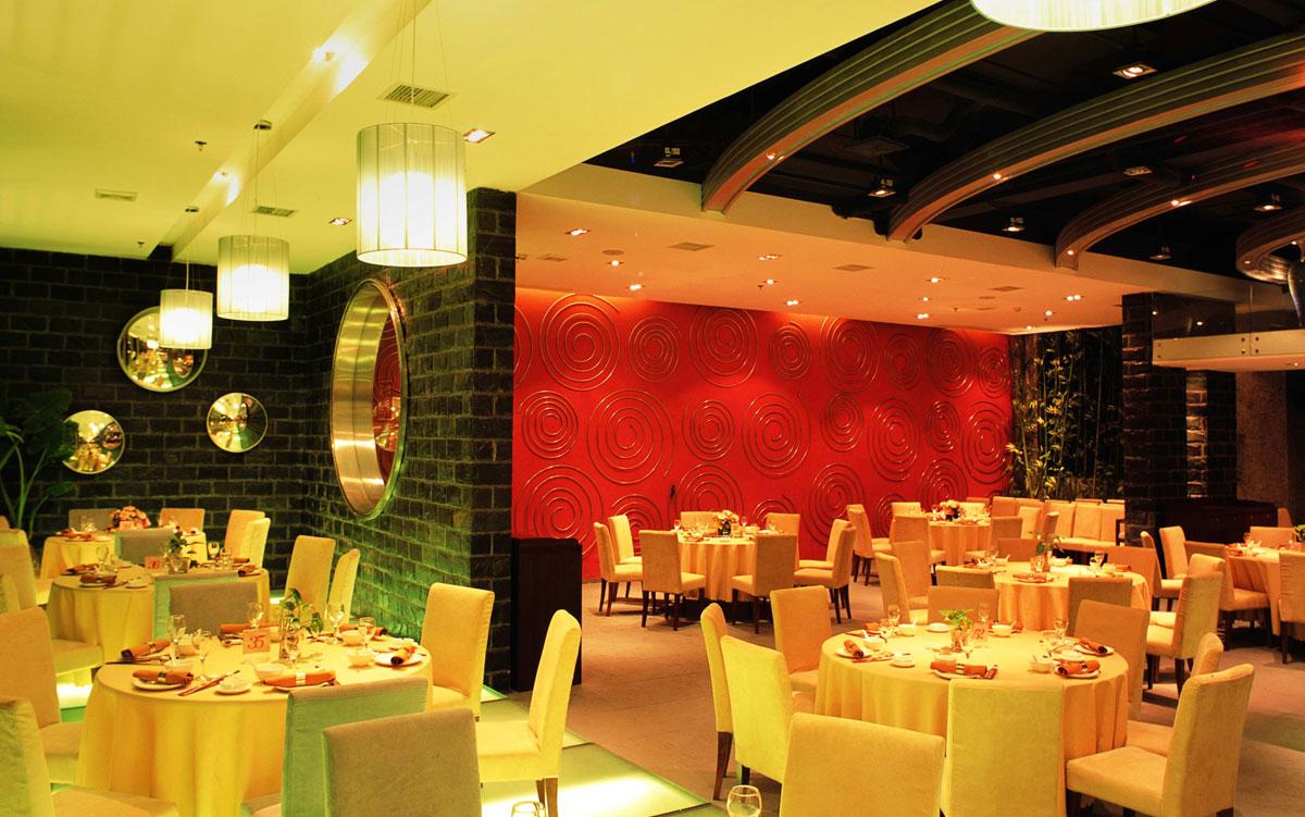曼洛尼经典案例-赣彩轩餐厅