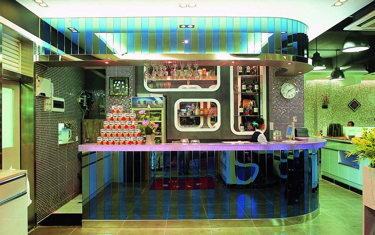曼洛尼经典案例-金皇港茶餐厅