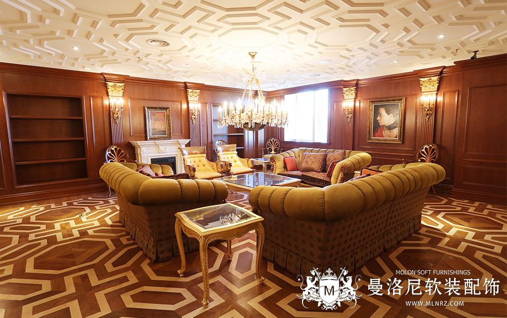 曼洛尼经典案例-尚层VIP室12楼