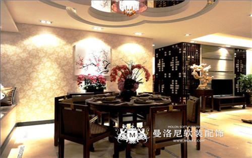 广州·独栋别墅·新中式软装设计