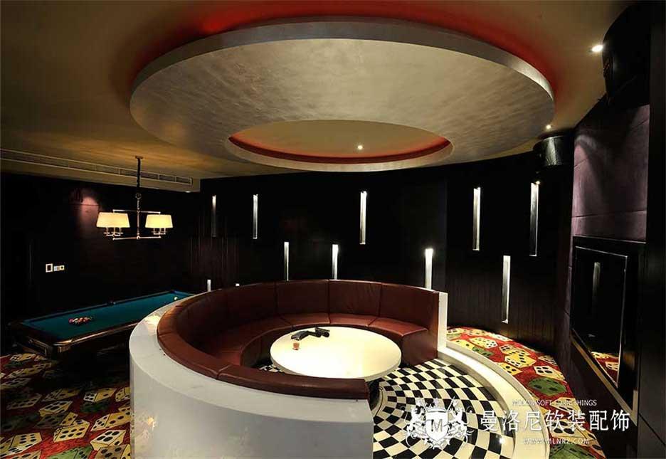 曼洛尼别墅软装案例——东方普罗旺斯