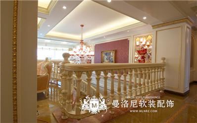 八仙别墅·法式软装设计