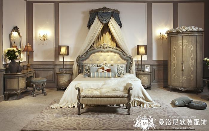 曼洛尼卧室整体定制