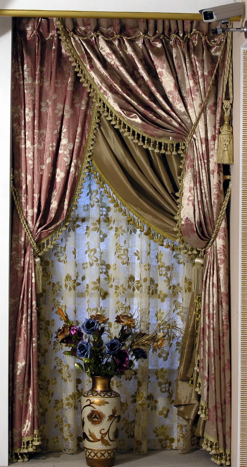 窗帘系列二