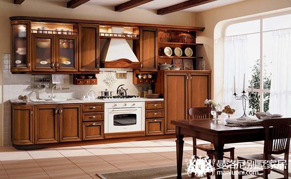 曼洛尼厨房整体定制