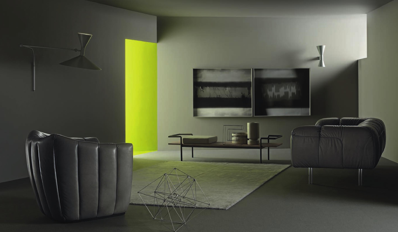 Poltrona Frau-现代风格沙发