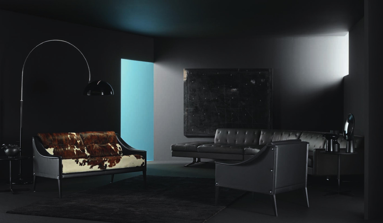 Poltrona Frau-高端定制沙发