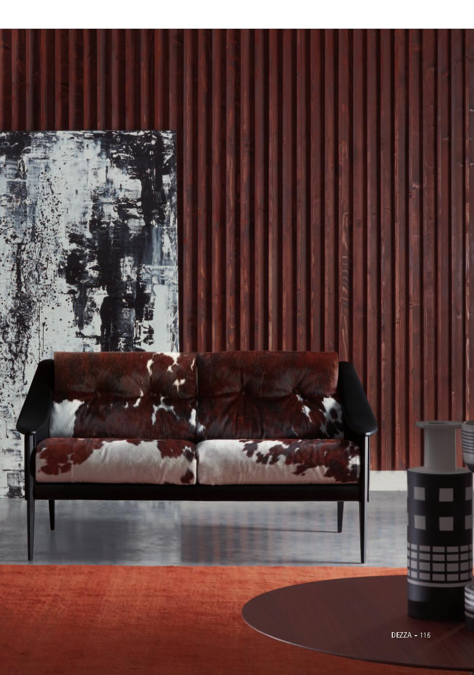 Poltrona Frau-现代轻奢休闲沙发
