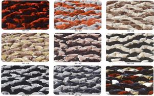 地毯样式一