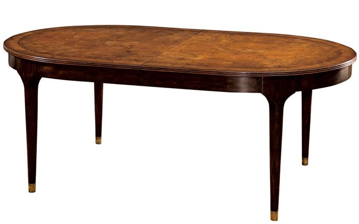 艾默生椭圆餐椅