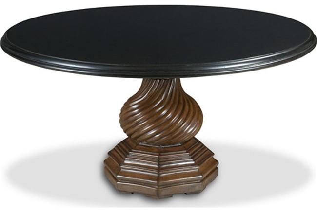 美国进口家具Drexel Heritage:原木桌