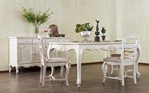 诺丁山 餐桌椅